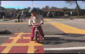 Dětské dopravní hřiště na Nivách otevřeno