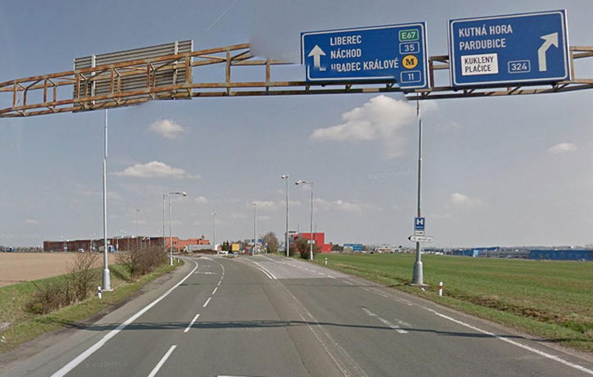 Stavba dálnice si vyžádá uzavření exponovaného úseku u Hradce