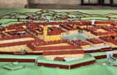 Obří model pevnosti Josefov je dokončen po 4 letech, 4 měsících a 25 dnech