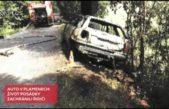 Záchrana životů u Vlčic na Trutnovsku