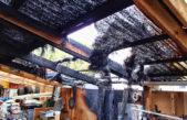 Vadný ventilátor způsobil požár v Libavské ulici