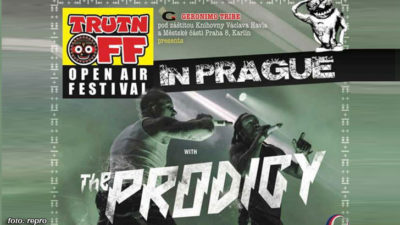 Trutnoff in PRAGUE dnes přivítá The Prodigy