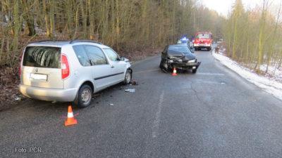 Ranní dopravní nehoda na Trutnovsku