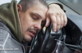 Alkohol a pervitin  za volantem