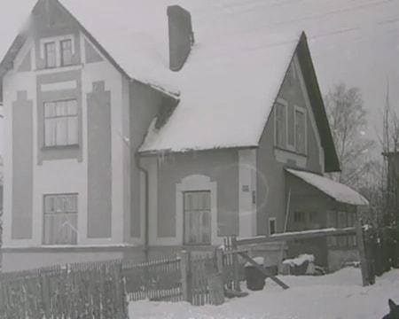 Trutnovský dům, ve kterém vraždila Čubírková