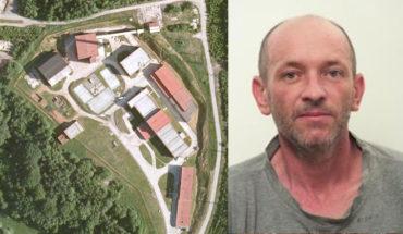 uprchlý vězeň z odolovské věznice