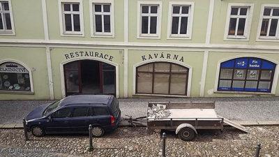 Trutnovská restaurace U Kostela prožívá restart