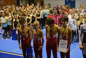 Teamgym Trutnov 2016