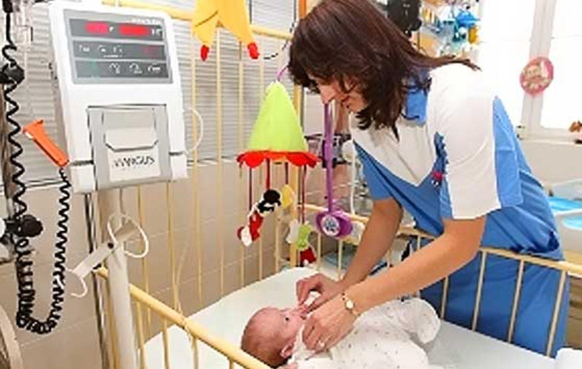 Nemocnice v Trutnově zve na den otevřených dveří do porodnice