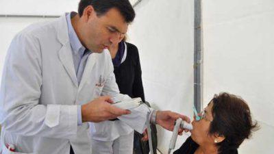 Bezplatné vyšetření plicní funkce v trutnovské nemocnici