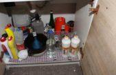 Razie u výrobce drog se policii povedla