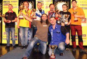 Republiková Grand Prix v šipkách ve Žďáru nad Sázavou