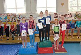 Gymnastický závod O Trautenberkův korbel