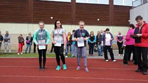 Atletické závody Trutnov 2017