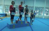 Počernické zlato a stříbro pro gymnastické trenérky Spartaku