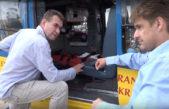 Nová výjezdová základna záchranné služby zrychlí dojezd sanitek až o deset minut