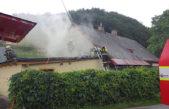 Bleskový páteční výjezd hasičů z Maršova. Tři minuty po vyhlášení poplachu