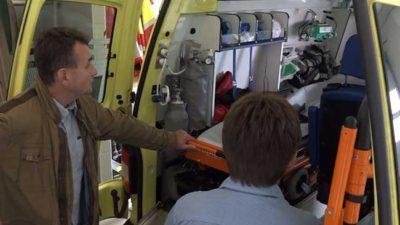 Hradecká záchranka dostane nové simulátory, peníze budou také na záchranku v Temném Dole