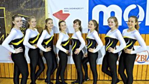 Teamgym Trutnov 2017