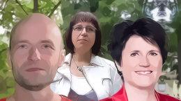 O senátorské křeslo v Trutnově mají zájem Řezníčková, Tomešová nebo Dvorský