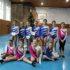 Tradiční prosincový gymnastický dvojboj připomněl blížící se Vánoce