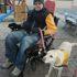 Z prosincových vánočních akcí Klubu vozíčkářů v Trutnově