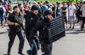 Útočníci ohrozili 1600 osob na koncertě v Hradci Králové