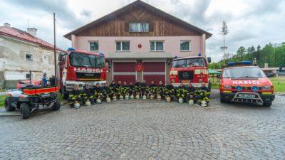 Maršovští hasiči opět ve finále ankety Dobrovolní hasiči roku