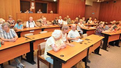 Pozvánka na debatu do Klubu seniorů