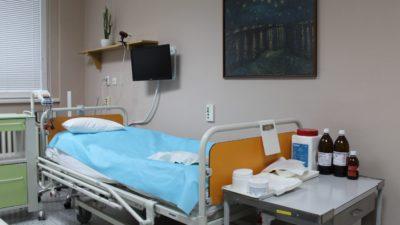 Spánková laborator v trutnovské nemocnici je zmodernizována