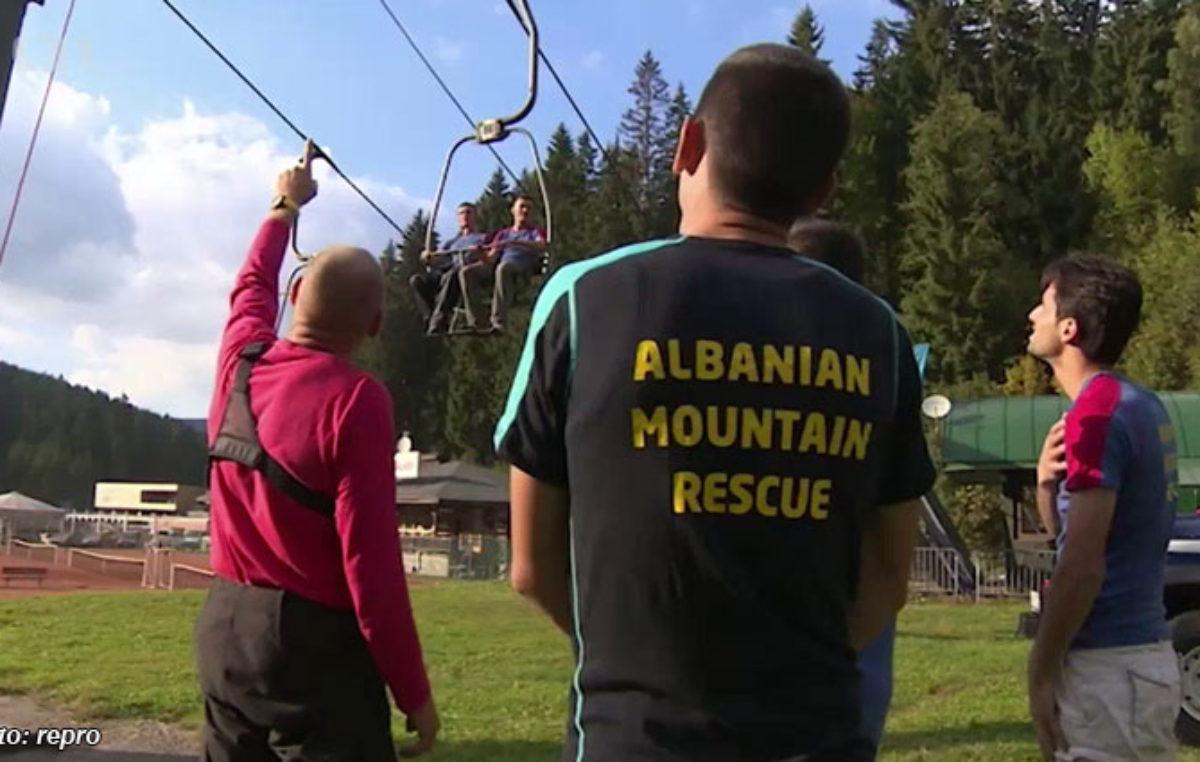 Albánci se od nás přijeli učit do Krkonoš