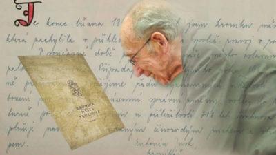 Kronika města Trutnov změní autora po téměř 60 letech
