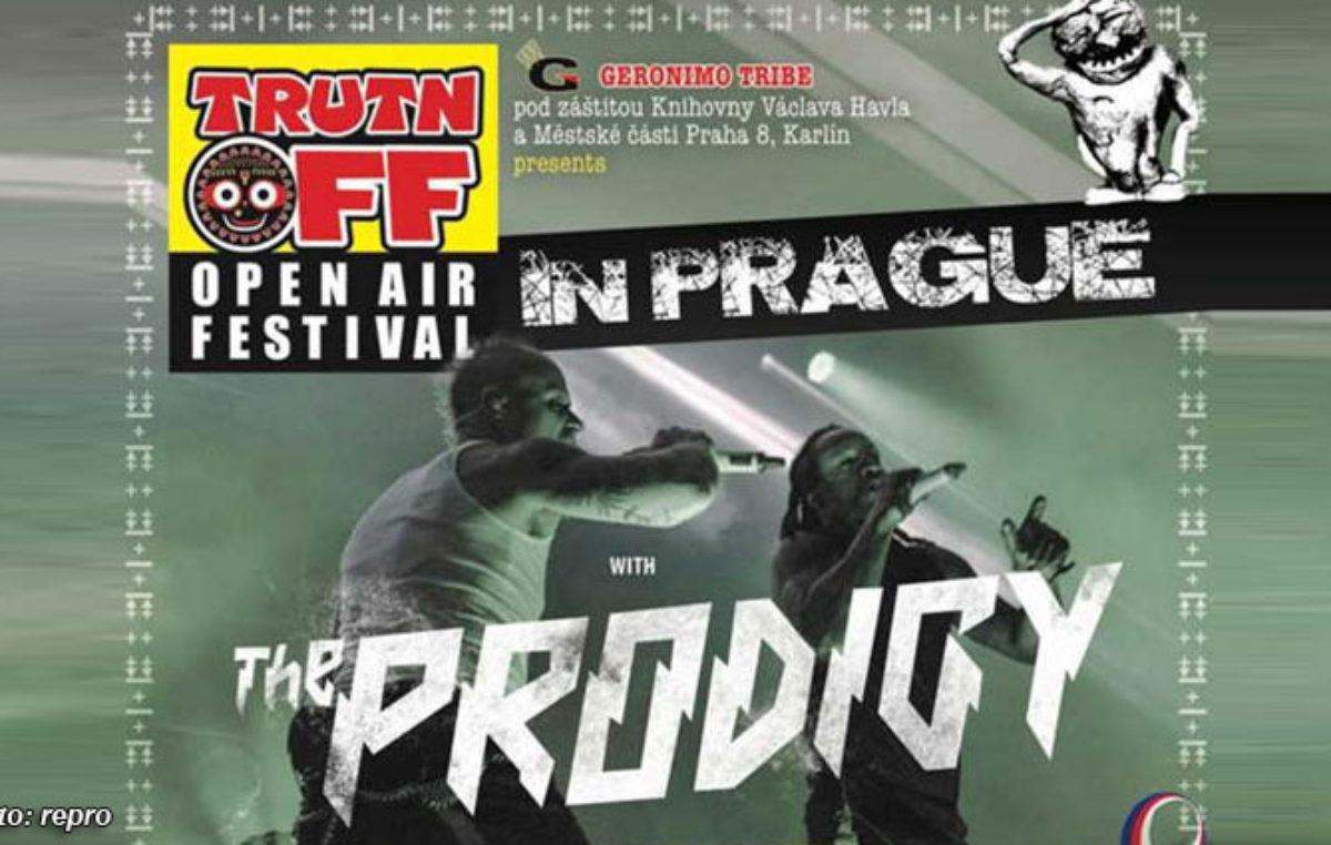 Trutnoff in PRAGUE dnes přivítá The Prodigy