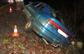 Řidič boural u Pilníkova, nadýchal 2,03 promile alkoholu