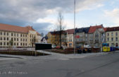 Rekonstrukce inženýrských sítí v okolí Jiráskova náměstí