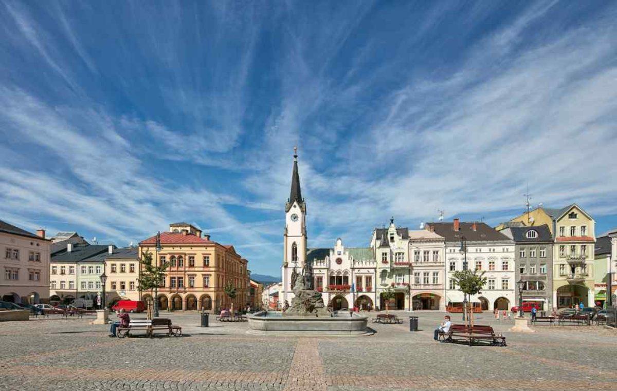 Nápady pro lepší město – Městské zásahy Trutnov 2016