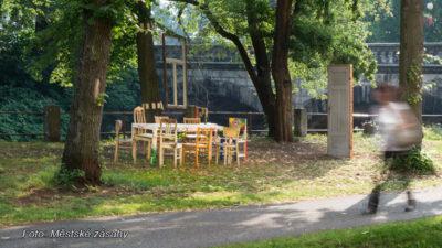 Nápady pro lepší město Městské zásahy Trutnov 2016