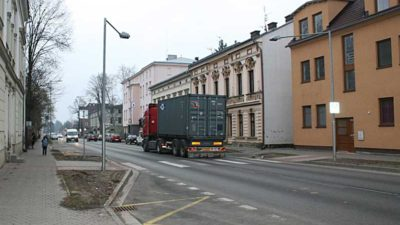 Trutnov čekají dopravní komplikace