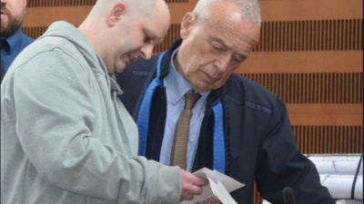 Trutnovský démon s nožem byl odsouzen k šesti letům vězení.