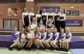 Trutnovské dívky byly úspěšné na Třebíčském poháru