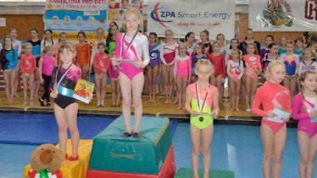 Gymnastický závod O Trautenberkův korbel již po dvaatřicáté