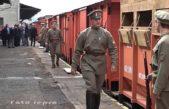 Legionářský vlak již od zítra na trutnovském nádraží