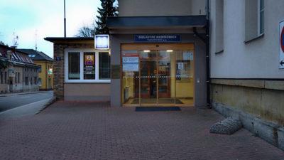 Informace ohledně reorganizace v nemocnici Trutnov