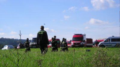 Více než sto osob se zúčastnilo pátrání po pohřešovaném autistovi.
