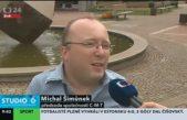 Jedním z kandidátů na Cenu Olgy Havlové je také organizátor protestního shromáždění v Janských Lázních