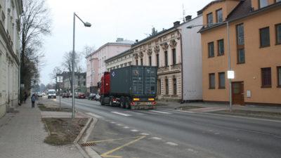 Trutnov si oddychne od náporu kamionů