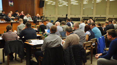Rozpočtové provizorium, povinná deratizace a také výměna radního města Trutnov